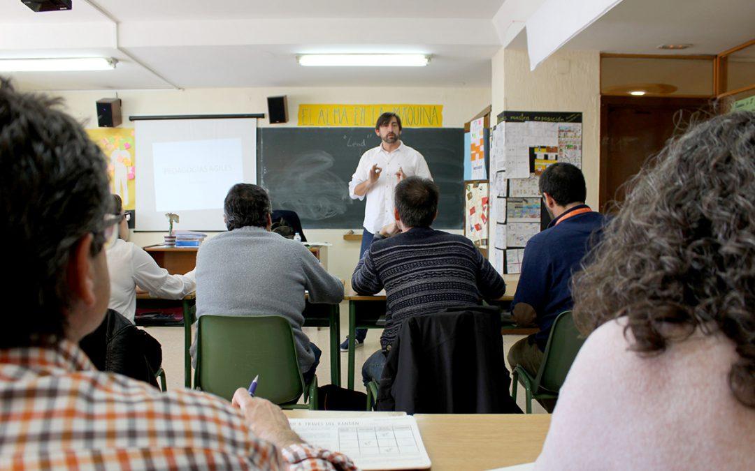 LA RED 'ESCUELAS QUE APRENDEN' LANZA SU SEGUNDA JORNADA NACIONAL