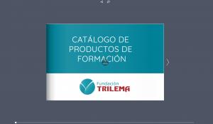CATÁLOGO DE FORMACIÓN TRILEMA