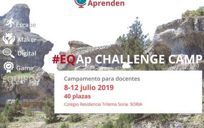 La red lanza el primer 'EQAP Challenge Camp'