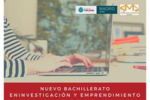 ¿Conoces el nuevo Bachillerato en Investigación y Emprendimiento?